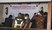 Satpol PP DKI Bakal Tindak Tegas Pelaku Usaha yang Langgar Prokes saat PPKM