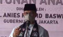 Gubernur Anies Sebut 2,5 Juta Warga BerKTP DKI Belum Divaksin