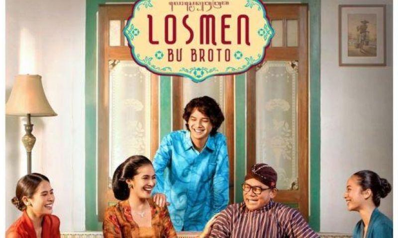 Catat! Serial Film 'Losmen Bu Broto' Akan Tayang 18 November