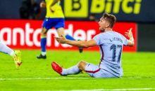 Cadiz Tahan Imbang Barcelona  di Lanjutan La Liga Pekan Keenam