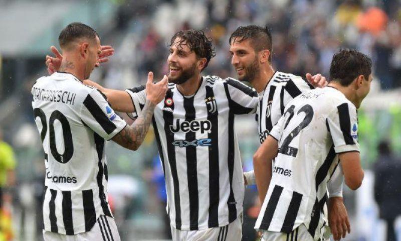 Kalahkan Sampdoria 3-2, Juventus Petik Kemenangan Kandang Pertama