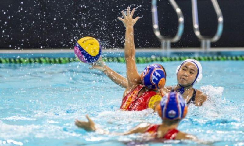 Kalahkan Jawa Barat, Tim Polo Air Putri DKI Jakarta Raih Medali Emas pada PON Papua