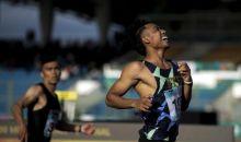 Zohri Tampil Perkasa saat Raih Emas Nomor 100 Meter Putra PON Papua