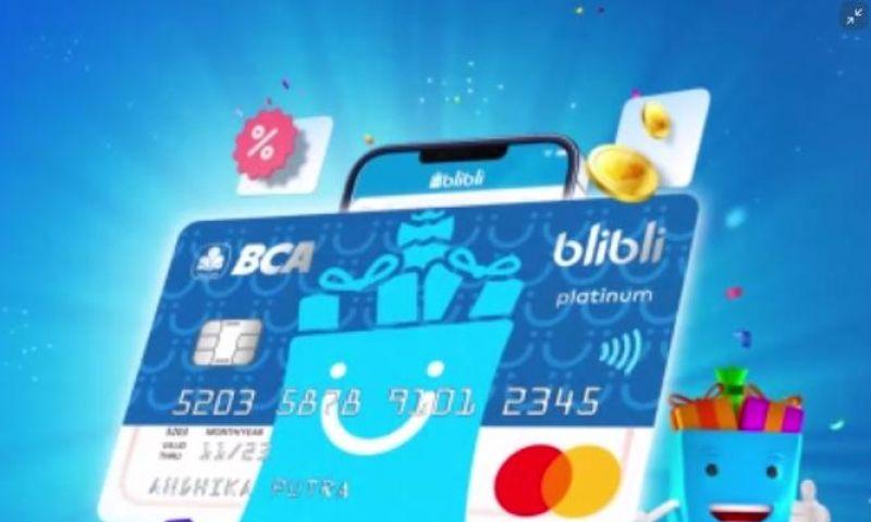 Ini Sejumlah Keuntungan Belanja Menggunakan Kartu Kredit BCA Blibli Mastercard