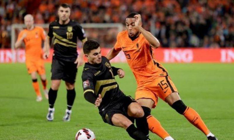 Hasil Kualifikasi Piala Dunia 2022: Belanda Gulung Gibraltar 6-0