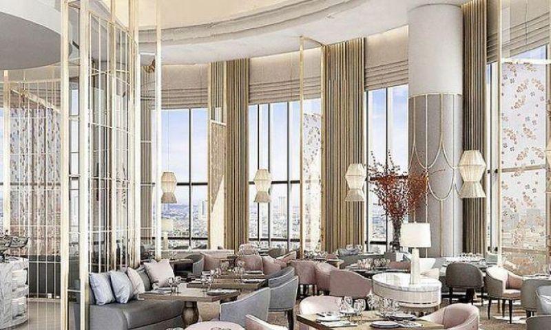 Wouw, Magnolia Restaurant The Westin Surabaya Raih Predikat 'Best Panoramic Views' 2021 se-Asia