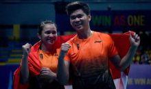 Praveen/Melati Jadi Wakil Pertama Indonesia Melangkah ke Semifinal Denmark Open 2021
