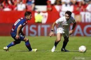 Pesta Delapan Gol, Sevilla Menang 5-3 atas Levante